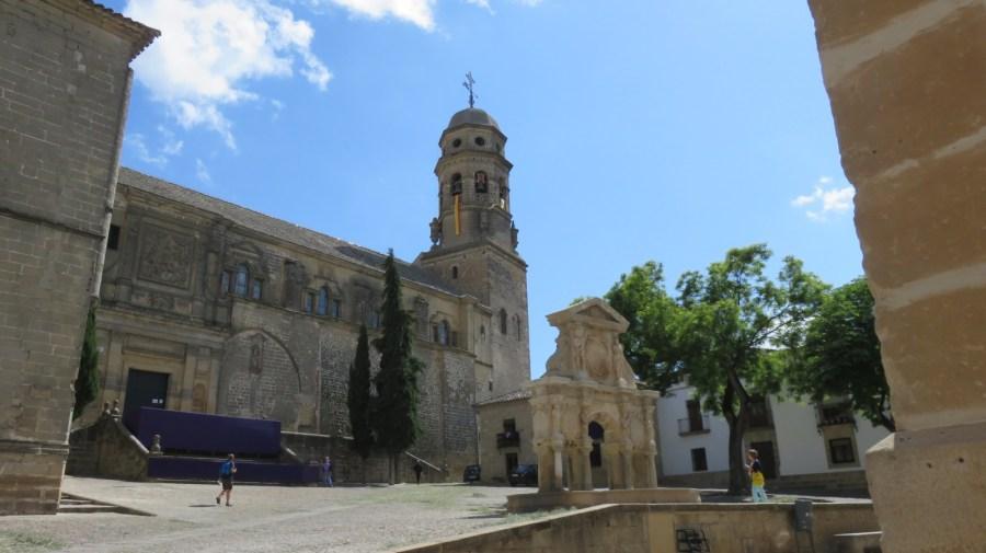 La cathédrale de Baeza