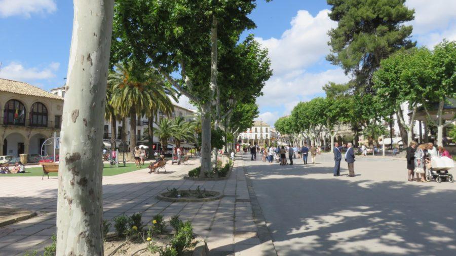 Centre ville de Baeza