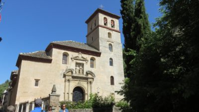 L'église San Pedro et San Pablo - Grenade