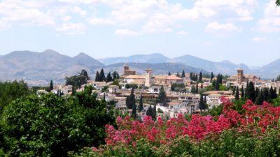 Autour de l'Alhambra