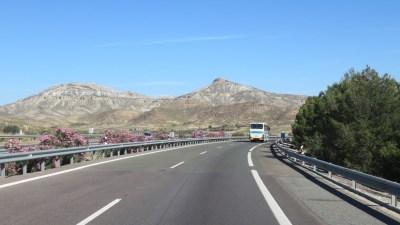 On quitte Cabo de Gata