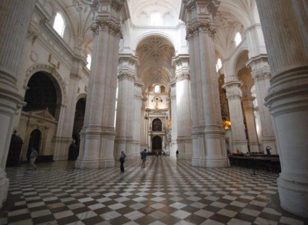 La cathédrale de Grenade