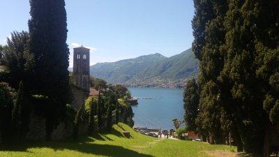 Les bords du lac de Côme - Bellagio