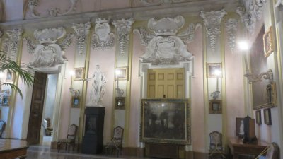 Le palais d'Isola Bella (îles Borromées)