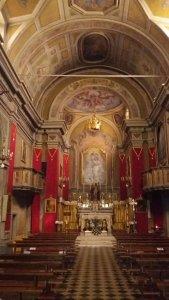 L'église de Pilzone
