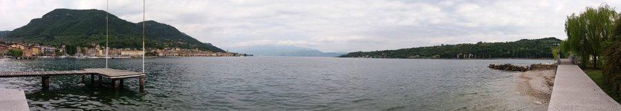 La baie de Salo