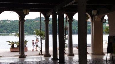 Salo au bord du lac de Garde