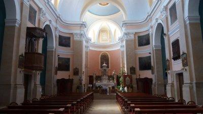 L'église de la Sainte Vierge Marie à Umag