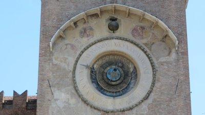 la torre de l'Oroglio de Mantoue
