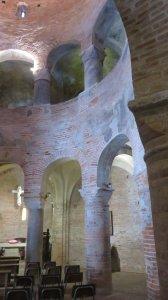 La rotonda di San Lorenzo de Mantoue