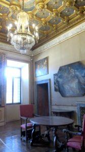 Les appartements du palais ducal de Mantoue