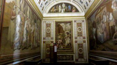 Fresques du palais ducal de Mantoue