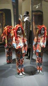 Costumes dans le palais ducal de Mantoue