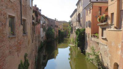 Le canal de Mantoue