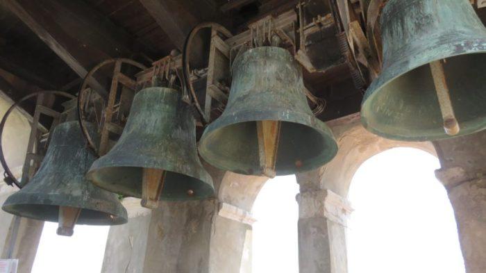 Les cloches de la Basilique euphrasienne de Porec