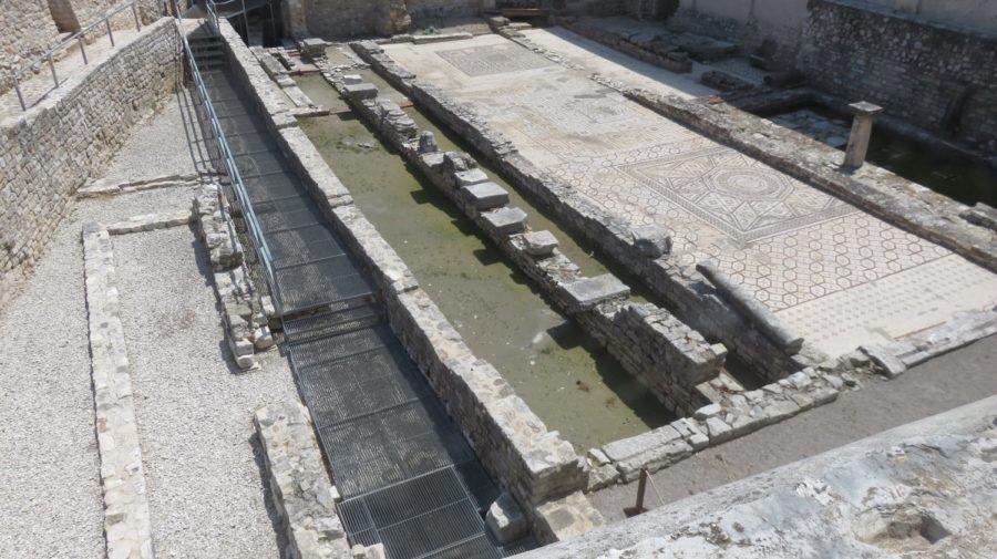 Les mosaiques de la Basilique euphrasienne de Porec