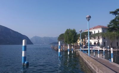 Iseo - Le lac