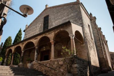 L'église Santa Maria Maggiore de Sirmione