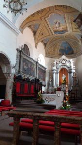 La cathédrale de l'Assomption de Krk (Croatie)