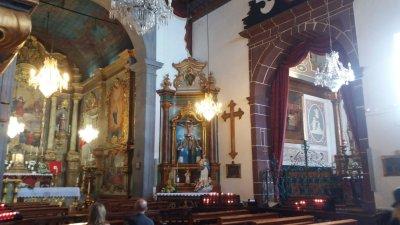 L'église Notre Dame de Monte - Funchal (Madère)