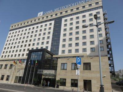 Le Sana Metropolitan hôtel