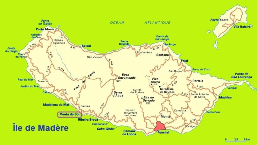L'île de Madère