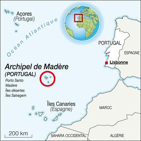 L'Archipel de Madère