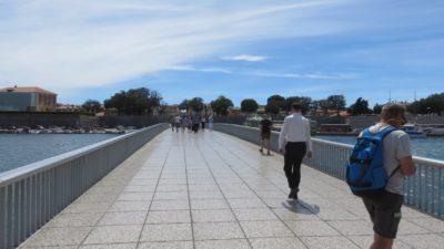 Le Most Bridge de Zadar