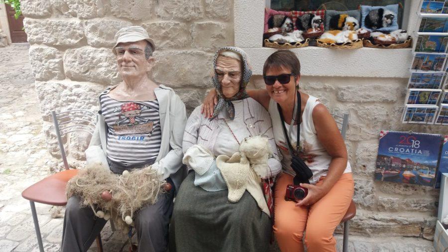 Myriam a trouvé des amis !