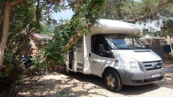 Au Camping Maslinom Orasac - Croatie