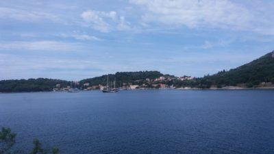 Entre Orasac et Dubrovnik