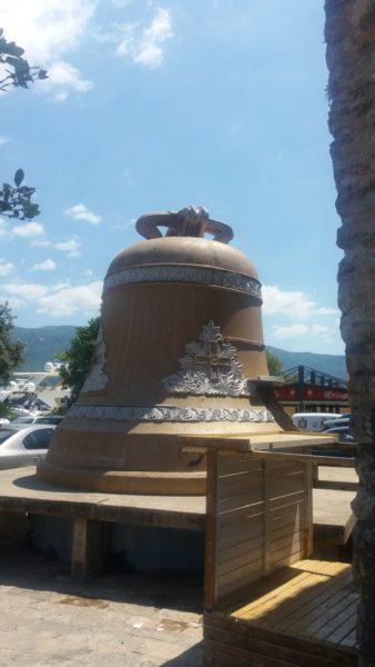 La cloche de Budva - Monténégro