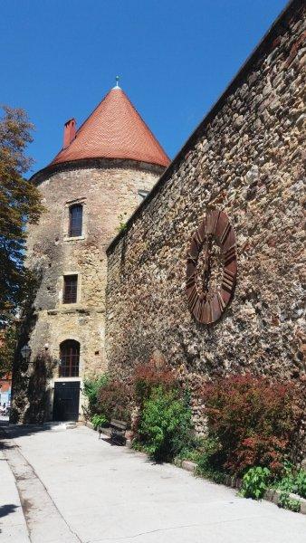 Les fortifications de la vieille ville - Zagreb