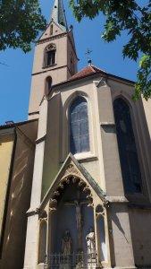 L'église St François d'Assise - Zagreb