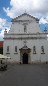L'église Ste Catherine d'Alexandrie - Zagreb