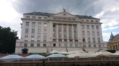 L'hôtel Esplanade - Zagreb