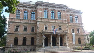 Le musée de la Main - Zagreb