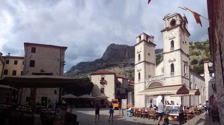La cathédrale Saint Tryphon - Kotor (Monténégro)
