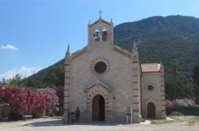 L'Eglise de Ston - Croatie