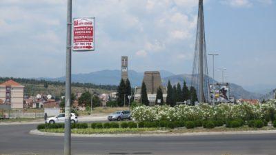 Podgorica - Monténégro