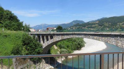 Pont sur la Tara à Polja - Monténégro