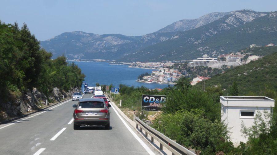 Descente sur Neum - Bosnie Herzégovine
