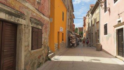 Dans les ruelles de Skradin - Croatie