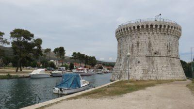 La tour St Marc de Trogir