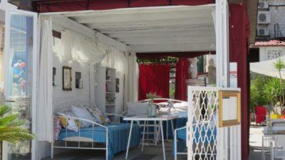 Bar confortable de Trogir