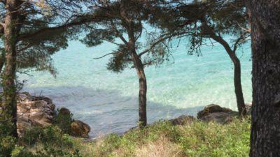 Balade entre Zaostrog et Drvenik - Croatie