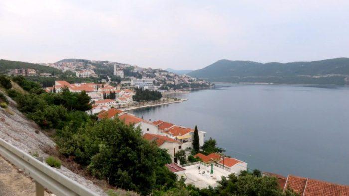 Neum en Bosnie Herzégovine