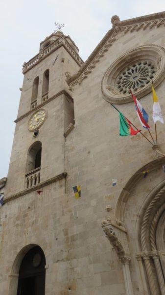 La cathédrale St Marc - Korcula