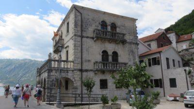 Le musée de Perast - Monténégro