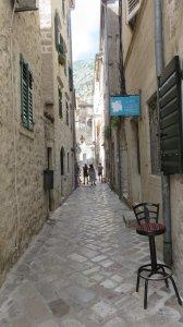 Dans les ruelles de Kotor - Monténégro